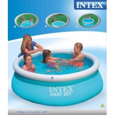 Intex Easy Set Pool 183 cm kinderzwembad