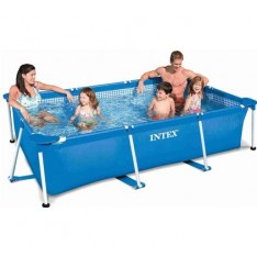 Intex Metal Frame Pool 300 x 200 x 75 cm