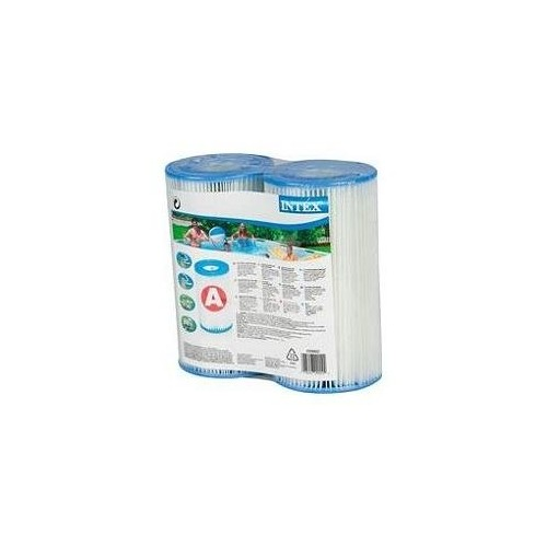 Intex filter type A twin pack