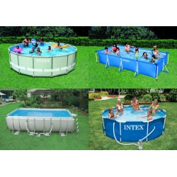Intex Metal frame Ultra frame pool